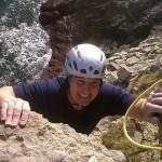 trad climbing coaching