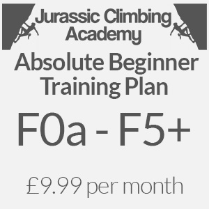 absolute beginner training plan for climbers online