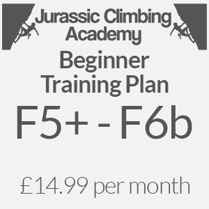 beginner training plan for climbers online