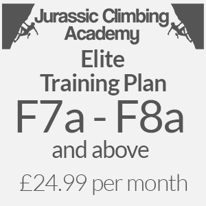 elite training plan for climbers online