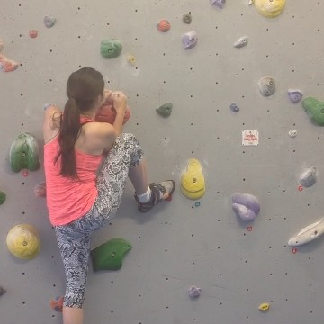 Great Coaching Makes Great Climbers
