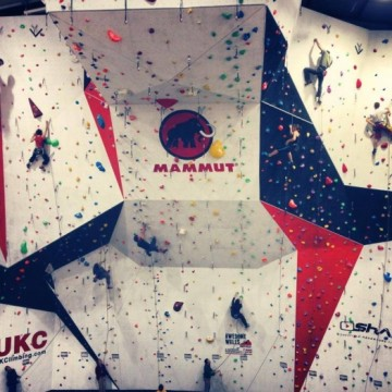 British Lead and Speed Climbing Championships