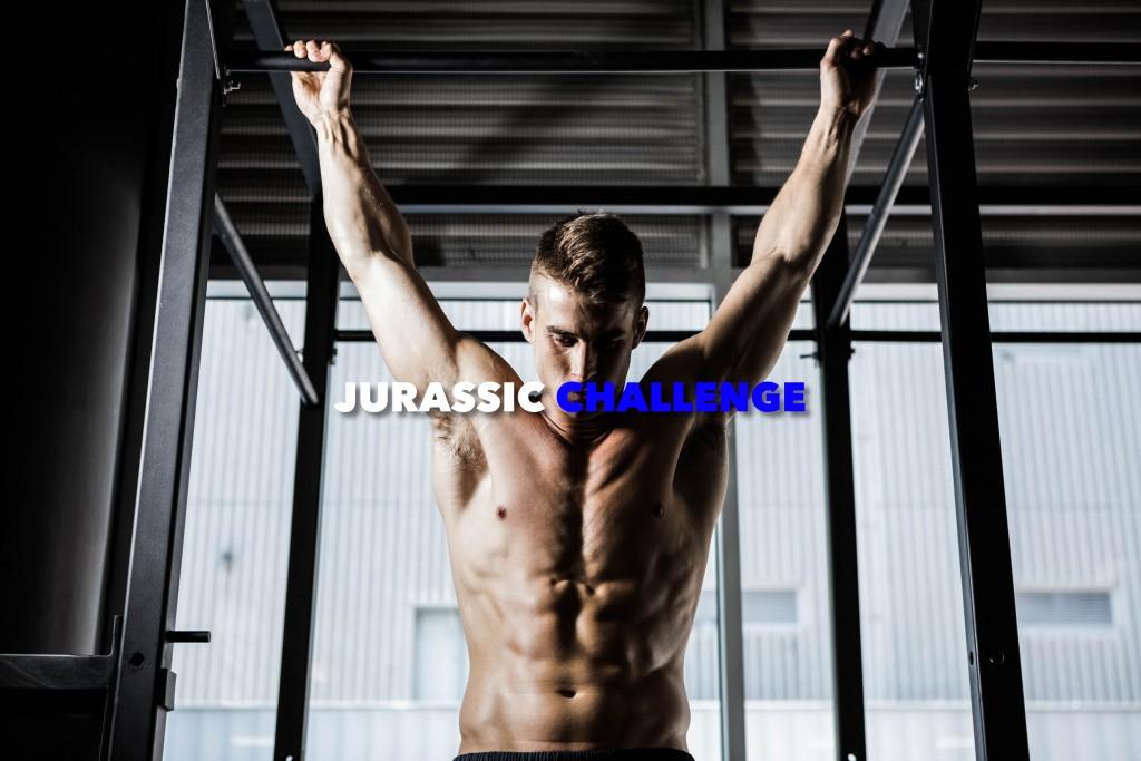 Jurassic Challenge Header