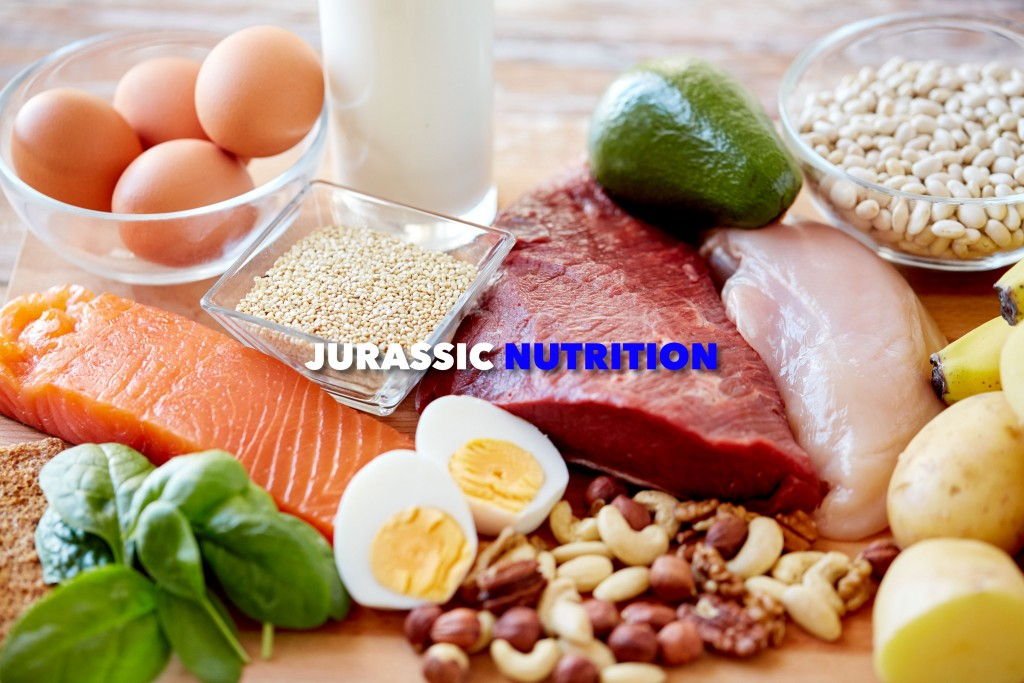 Jurassic Nutrition Header