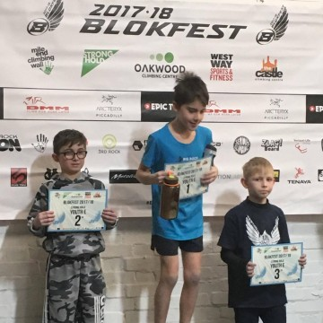 Oscar Preston – 2nd at Blokfest