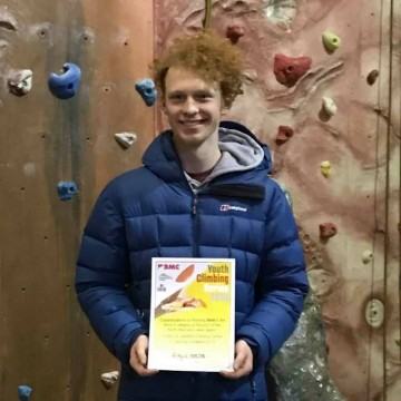 Riley O'Keefe – 3rd At BMC YCS Competition