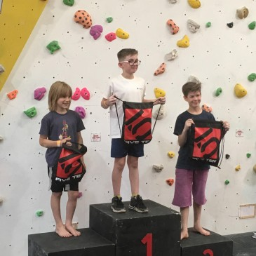 Oscar Preston Takes 1st Place At SYBC