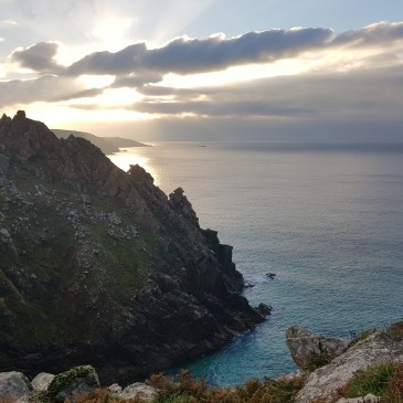 Fantastic Cornwall Climbing