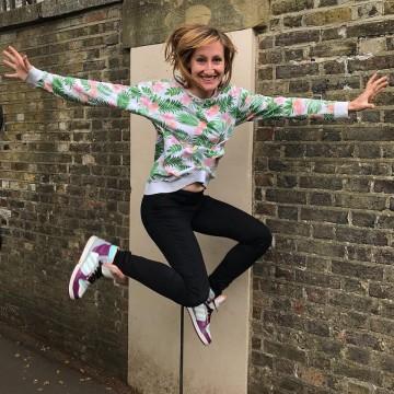 Sarah Laidler Stunt Performer