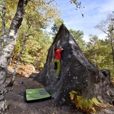 Fontainebleau Climbing Trip