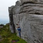 Beautiful Bouldering at Ravensheugh