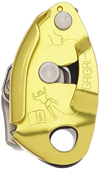 Petzl GriGri 2 Gear Review