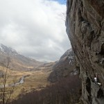 Beautiful Bouldering at Glen Nevis
