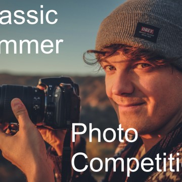 Jurassic Summer Photo Competitions