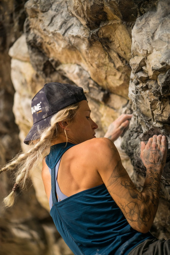 Girl's Are The Best Climbers