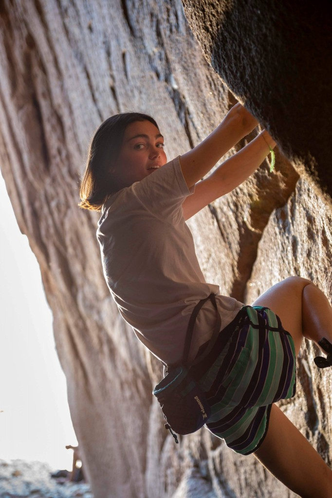 Girl's are the Best Rock Climbers, Probably!